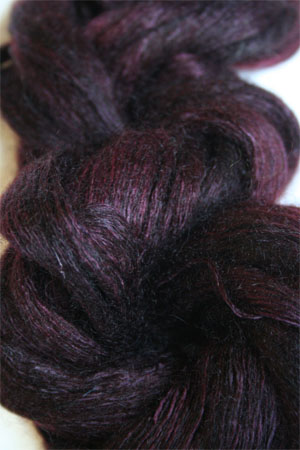Artyarns Rhapsody Light Yarn in H11 Black Cherry