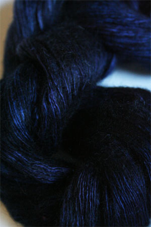 Artyarns Rhapsody Light Yarn in H21 INky Blues