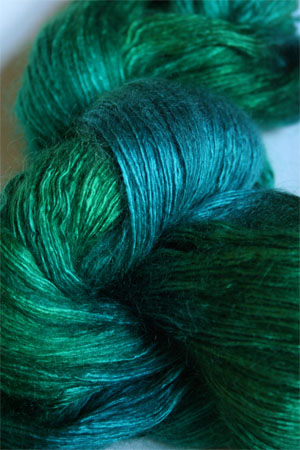 Artyarns Rhapsody Light Yarn in H13 Emerald City