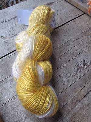 ARTYARNS Silk Rhapsody Mohair in 134 Sunshine