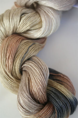 Artyarns Silk Essence in F6 Winter Bark