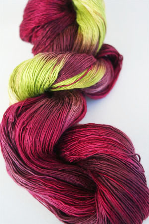 Artyarns Silk Essence in F1 Apple Harvest