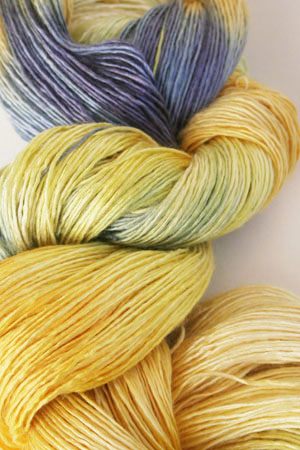artyarns ensemble silk light in F5 Cornfield