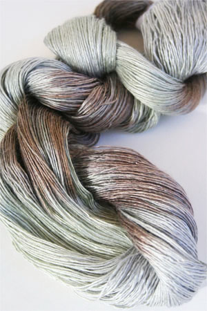 Artyarns Silk Essence in F2 Silver Birch