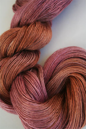 Artyarns Silk Essence in H10 Rose Umbre