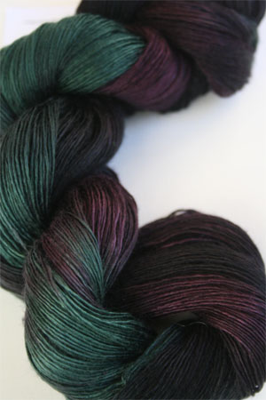 Artyarns Silk Essence in H17 Emerald Purple