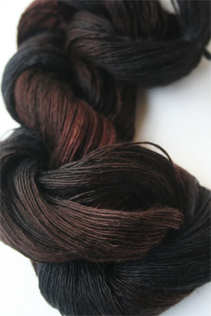 Artyarns Silk Essence in H19 Brown Black