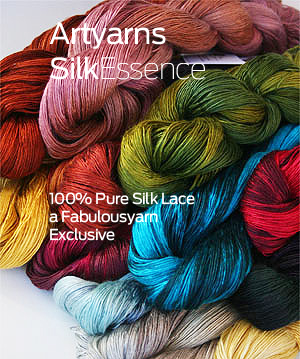 Fabulousyarn Silk Essence Yarn by Artyarns