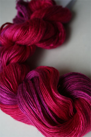 Artyarns Silk Essence in H1 Cherry Pop