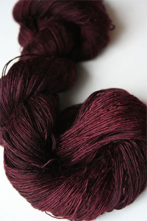 Artyarns Silk Essence in H11 Black Cherry