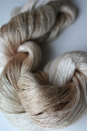 Artyarns Silk Essence in H12 Antique Ivory
