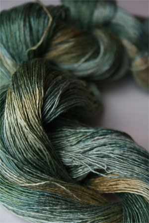 Artyarns Regal SIlk | H33 Rushes