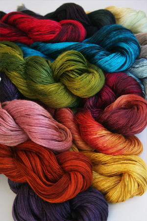 Artyarns Silk Essence Pure Silk Lace Yarn