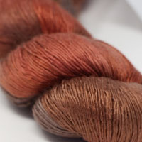 Artyarns Silk Essence H6 Burnt Oranges