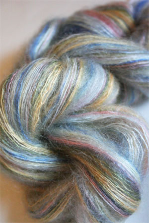 Artyarns Silk Mohair Yarn Color 502 Parrish