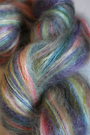 Artyarns Silk Mohair Yarn Color 508 Monet