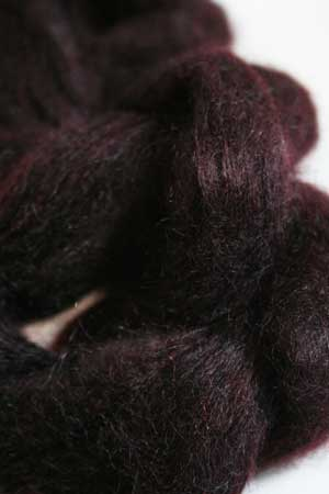 Artyarns Silk Mohair Yarn Color H11 Black Cherry