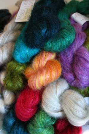 Artyarns HALO Slik and Mohair Knitting Yarn