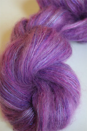 Artyarns Silk Mohair Yarn Color H31 Lilac Parfait