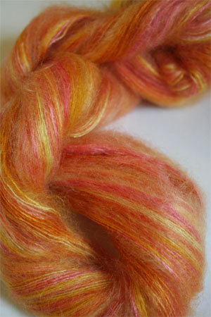 Artyarns Silk Mohair Yarn Color H30 Tutti Fruiti
