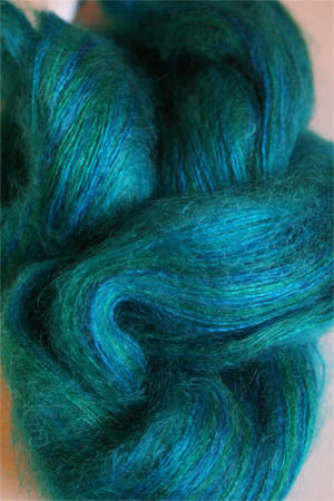 Artyarns Silk Mohair Yarn Color H26 Tahiti