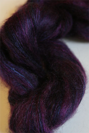Artyarns Silk Mohair Yarn Color H24 Wild Berries