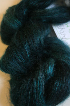 Artyarns Silk Mohair Yarn Color H23 Emeralds