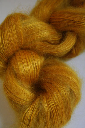 Artyarns Silk Mohair Yarn Color H8 Gold
