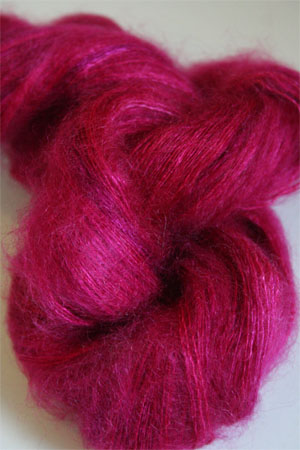 Artyarns Silk Mohair Yarn Color H1 Cherry Pop