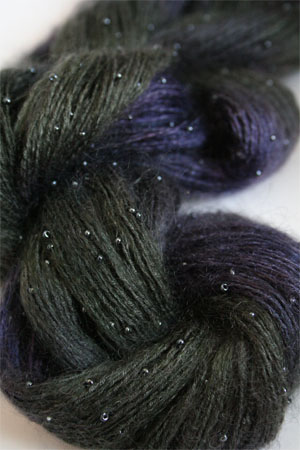 Artyarns Beaded Silk Mohair in H4 Gunmetal