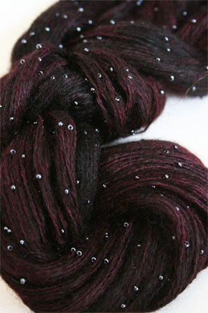 Artyarns Beaded Silk Mohair in H11 Gunmetal