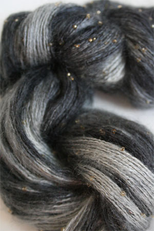 Artyarns Beaded Silk Mohair in H18 Gold