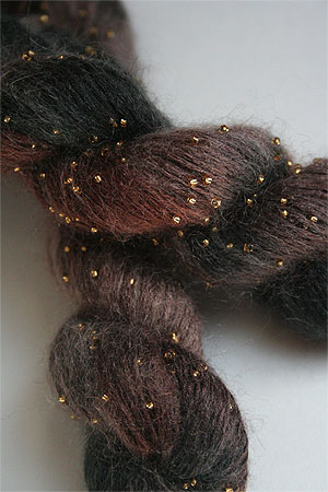Artyarns Beaded Silk Mohair in H19 Gold
