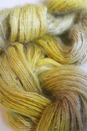 Artyarns Beaded Silk Mohair in H28 Silver