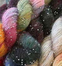 Artyarns Beaded Silk Rhapsody with Sequins