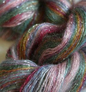 Artyarns Silk Mohair with Glitter (Lace)