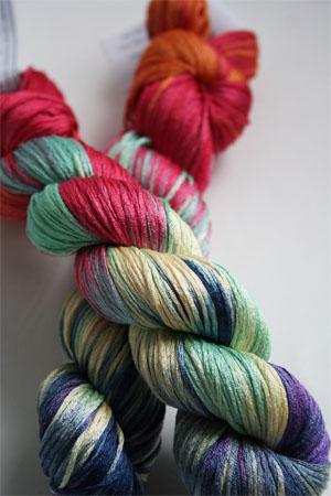 Silk Knitting Yarns - Knitting Wool, Yarn, Patterns