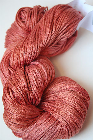 Artyarns Silk Pearl in 222 Squashy Pumpkin