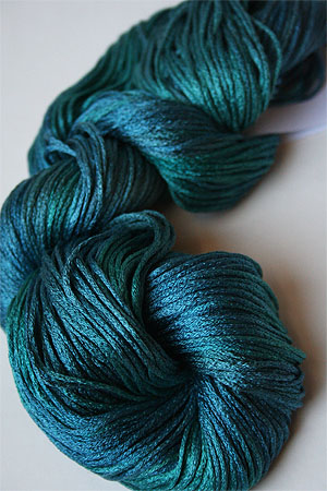 Artyarns Silk Pearl in H3 Sargasso Sea