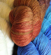 artyarns worsted 5-ply cashmere yarn