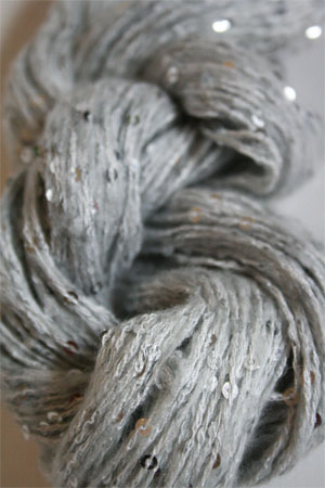 Artyarns TSC Bedazzled Yarn in 24 SILVER