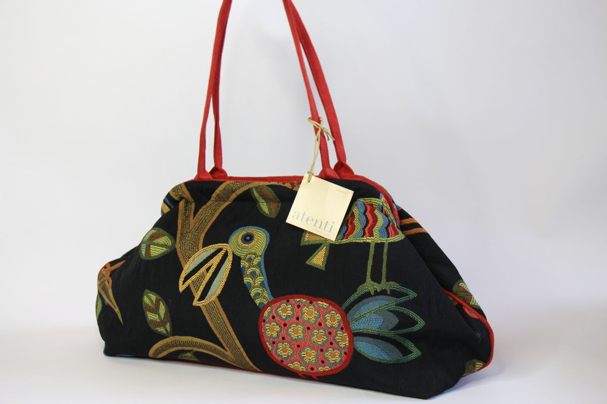 Atenti Doctors Bag At Fabulous Yarn Com