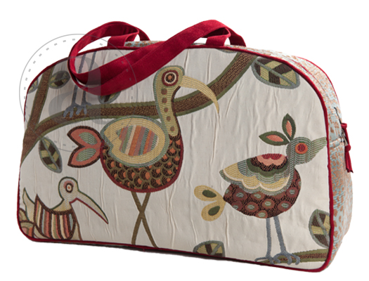 Atenti Birdy Natural Overnighter Bag