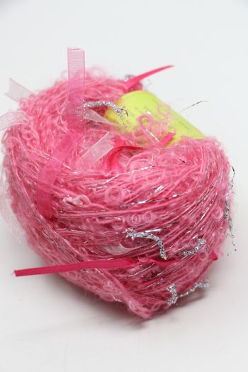 Be Sweet - Ribbon Ball Bright Pink