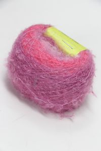 Be Sweet Mohair Self Striping Boucle Yarn Perfect Pinks
