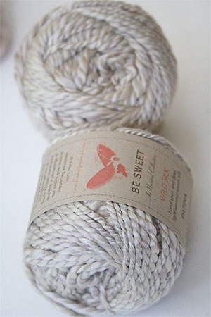 Be Sweet Au Patinas Wild Silk Yarn