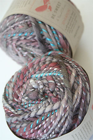 Be Sweet Sensation Merino and Silk Yarn in Festival