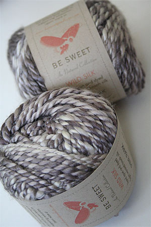 Be Sweet Au Pine Barks Wild Silk Yarn