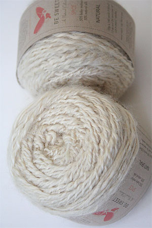 Be Sweet Au Naturals Spice Yarn in Natural