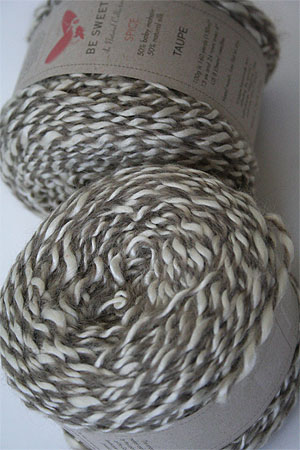 Be Sweet Au Naturals Spice Yarn in Taupe